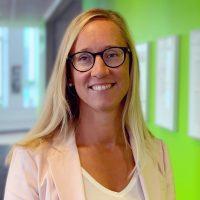 Birgitta Andreasson porträtt