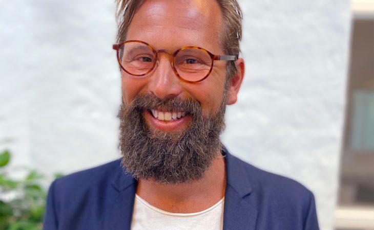 Christer Holgersson porträtt