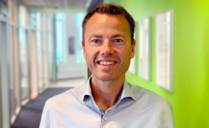 Jörgen Björkman porträtt