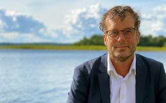 Stefan Lundin CEO