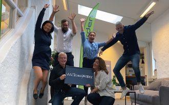 Firar ny webb för Technogarden #wearetechnogarden