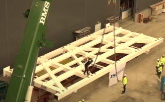 Technogarden agerar svetsansvarig för stålkonstruktioner och kan kvalitetskrav för certifiering